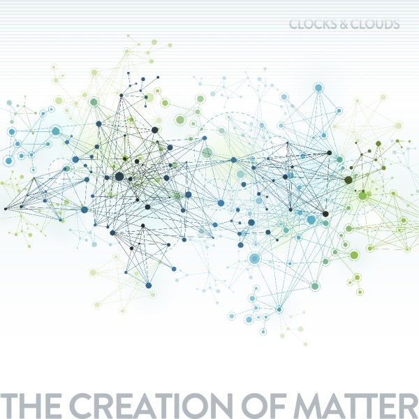 The Creation of Matter Cover